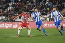 Las mejores fotos del Almería-Deportivo
