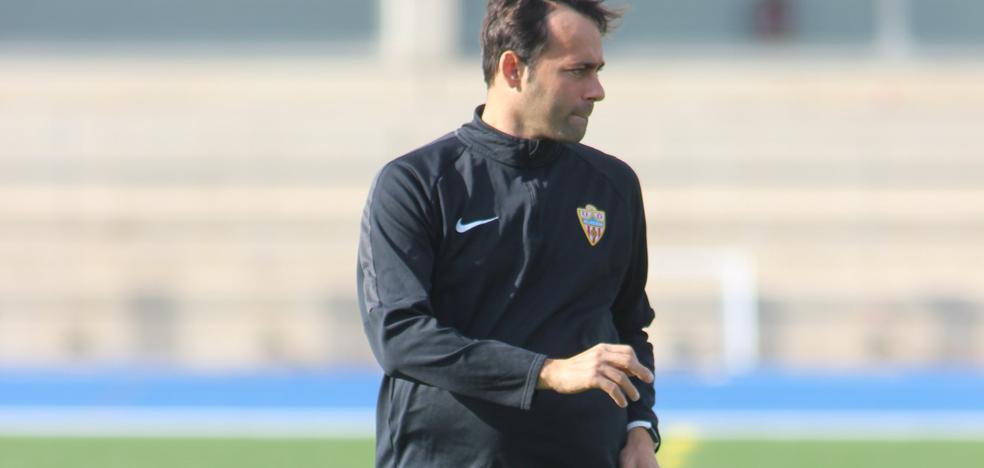 «El Extremadura es un rival directo»