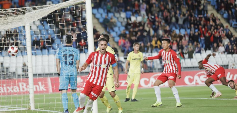 El peor partido del Almería