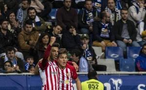 Victoria para el Almería ante el Oviedo