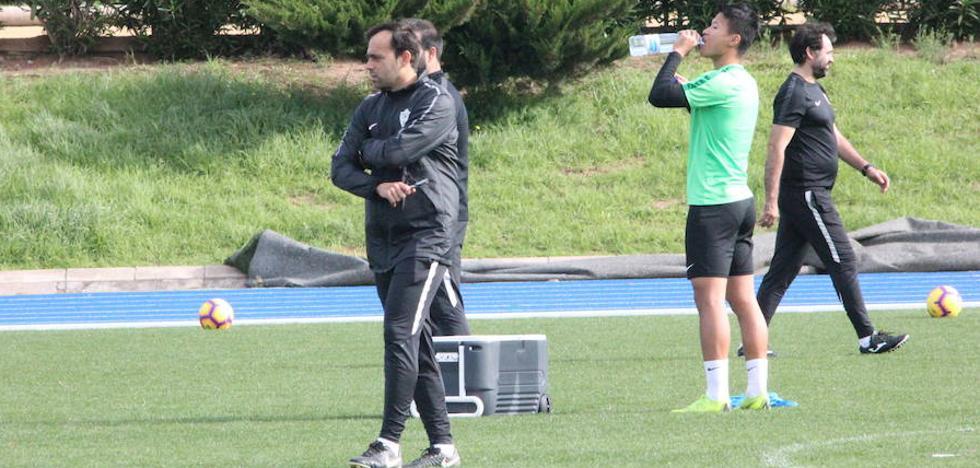 Fran Fernández pide tranquilidad y «respeto» para el Almería