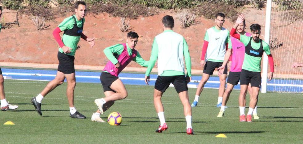 Al Almería se le aclara el panorama