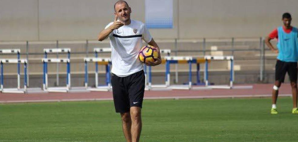 Fernando Soriano deja el Almería y será director deportivo del Ibiza