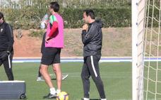 El Almería debe «ir a Alcorcón a ganar», apuesta de Fran Fernández