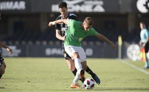 El Almería B comienza las 'finales' por la permanencia