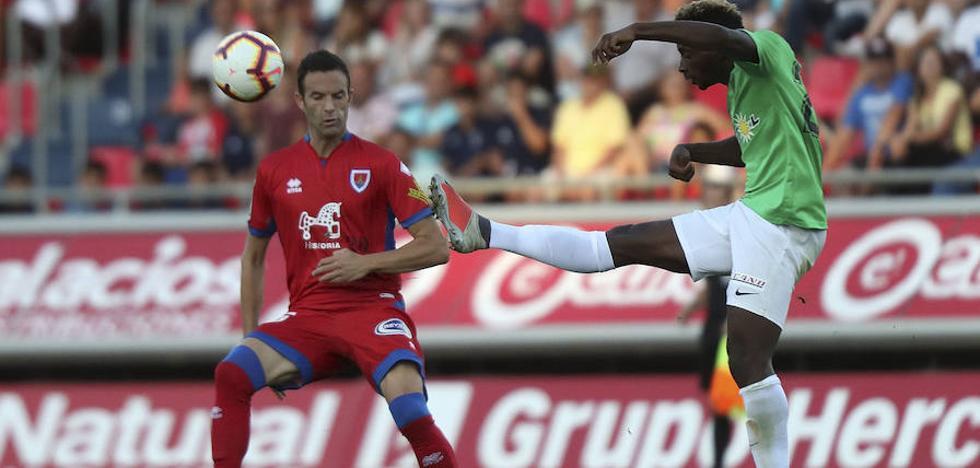 El Almería ya sabe cuándo jugará frente el Numancia