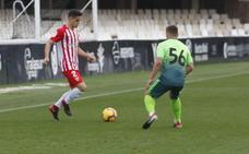 Fran Rodríguez vuelve a jugar casi un año después con la UD Almería