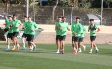 La UD Almería trabaja desde mañana para preparar el importante partido frente al Córdoba