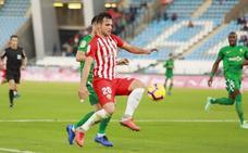 El Almería jugará en Gijón el sábado 9 de marzo, a las 18 horas