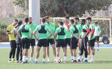 La intensidad define la sesión de trabajo de la UD Almería
