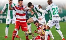 El Córdoba sigue tropezando en la misma piedra