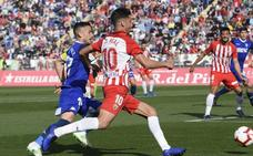 La efectividad y reacción del Almería en el derbi es elogiada en la prensa
