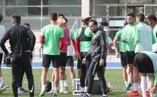Fran Fernández cree que por jugar ante el Zaragoza el Almería no necesita más motivación