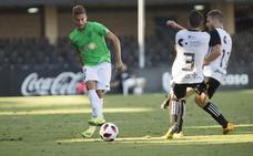 La UD Almería B se juega otros tres puntos de 'oro'