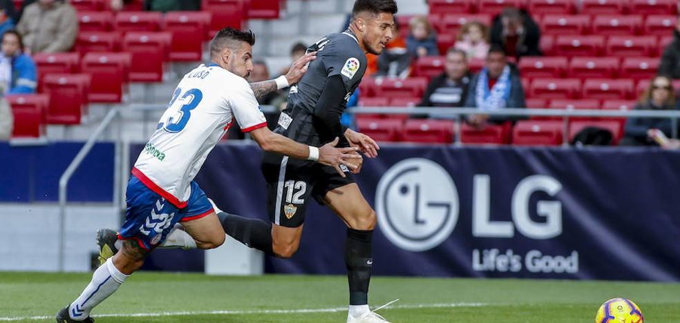La UD Almería jugará en sábado frente al Rayo Majadahonda