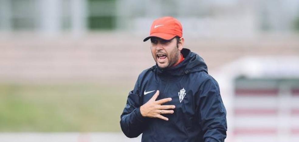 José Alberto: «En las transiciones el Almería te puede matar porque es muy vertical»