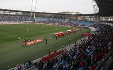 La fiesta del fútbol se podrá vivir en todo el Estadio de los Juegos Mediterráneos