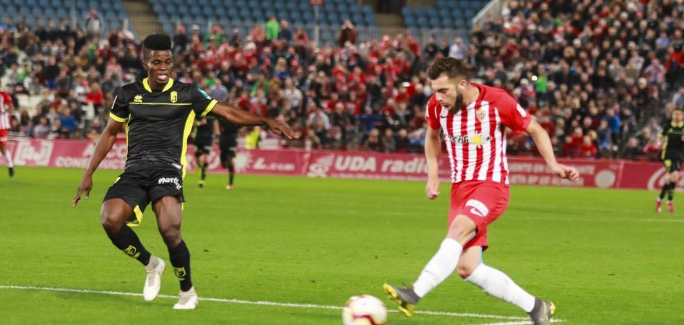El Almería es como una china en un zapato para los mejores rivales