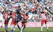 Las mejores imágenes de la victoria de la UD Almería ante el Nástic