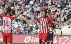 Sólo un gol de Álvaro Giménez no dio puntos