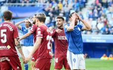 La presión asfixia al Real Oviedo, rival mañana de la UD Almería