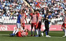 Las crónicas coinciden en señalar al Oviedo como justo ganador en Almería