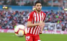 Iván Martos: «La presión es para el Lugo y debemos aprovecharnos»
