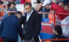 Fran Fernández: «En estos dos partidos no sé si no nos ha llegado»