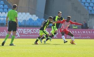 El Almería vuelve a un campo 'gafe'