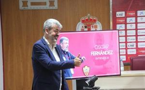Óscar Fernández apuesta por «un Almería de todos»