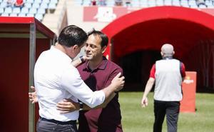Cuerpo técnico íntegro de Almería para dirigir a la AD Alcorcón