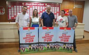 El Almería quiere que la afición rojiblanca se divierta este año