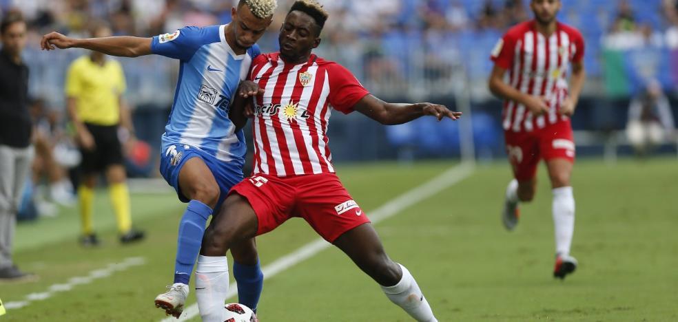 La salida de Yan Eteki al Granada deberá pasar por su venta al Sevilla