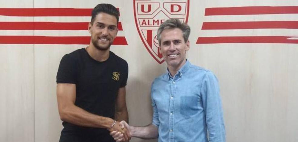 Juan Ibiza elige a la UD Almería