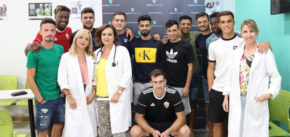 El Almería tiene el 'ok' médico y ahora busca el deportivo