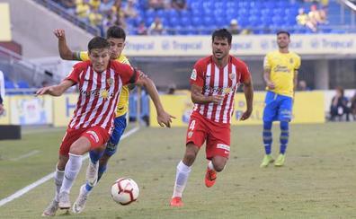Las Palmas y Marbella, dos rivales para la pretemporada del Almería