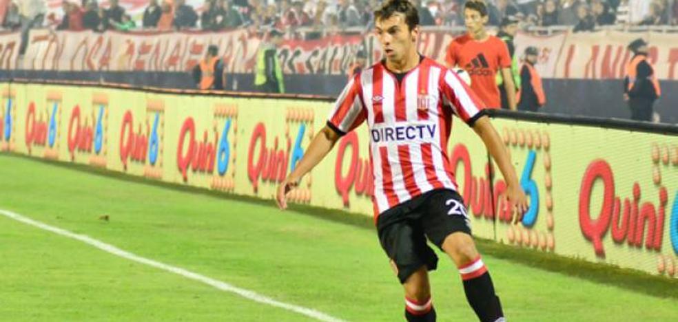 Gonzalo Bueno llega a Almería para ultimar su contrato con la UDA