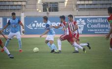 Almería B gana (1-2) al CD El Ejido en partido muy vibrante y con los tres tantos de penalti