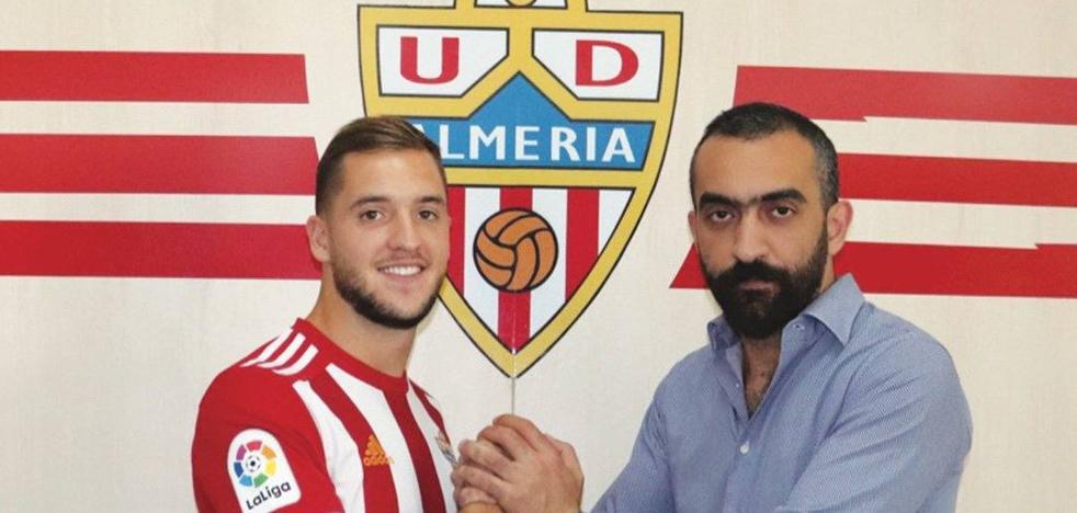 Vada ya es jugador del Almería
