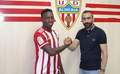 Confirmado: Arvin Appiah ya es jugador de la UD Almería