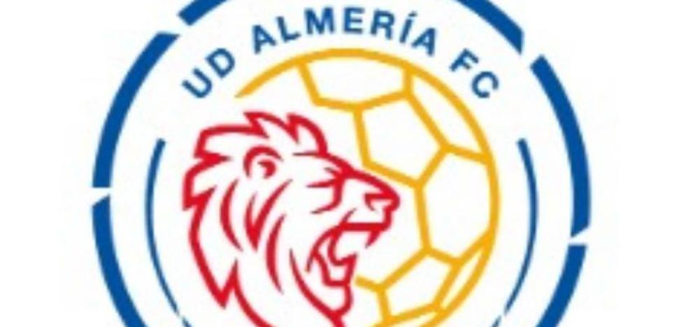 El Almería pregunta por un cambio del escudo a sus seguidores