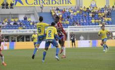 Las mejores jugadas del UD Las Palmas - UD Almería