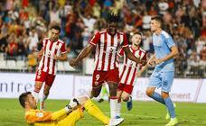 Estas son las mejores jugadas del UD Almería - Girona