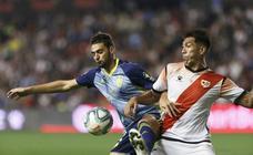 Las imágenes del Rayo-UD Almería