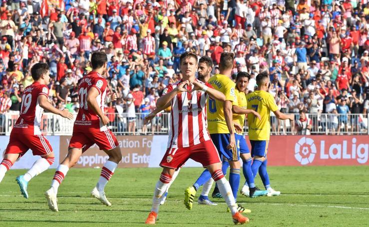 Las mejores jugadas del Almería - Cádiz