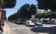 La nueva avenida del Mediterráneo perderá los árboles de la mediana, con casi medio siglo