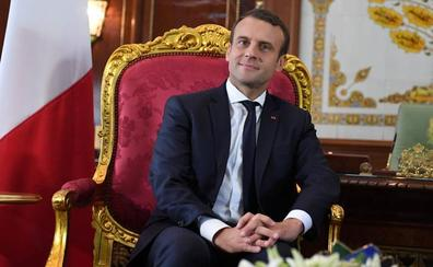 Macron asegura que Francia bombardeará Siria si utilizan armas químicas