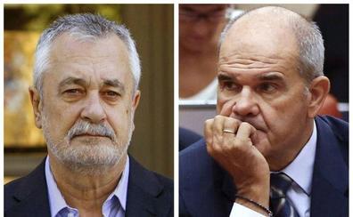 El juicio contra Chaves y Griñán por los ERE empezará el 13 de diciembre