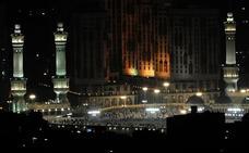 La Policía saudí desbarata «un acto terrorista» en La Meca