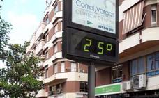 Los termómetros urbanos regresarán en septiembre